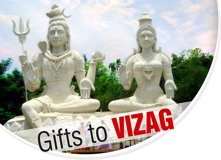 Gifts to Vizag